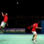 Britain - Badminton Finals